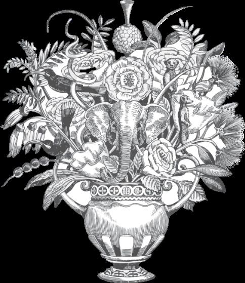 Vase pattern