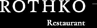 Rothko Restaurant